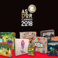Premios As d'or 2018 Nominados 2018